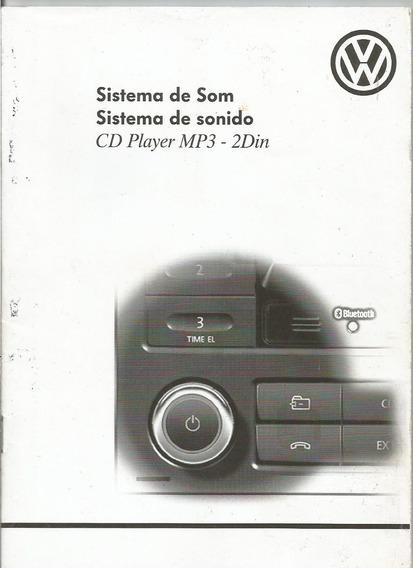 Manual Proprietario Som Vw Cd Player Mp3 2 Din