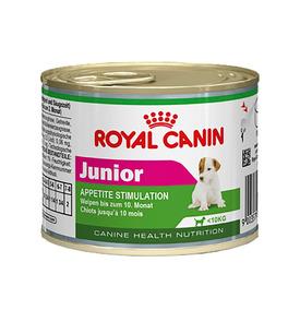 Ração Úmida Royal Canin Filhotes De Raças Pequenas - 1 Unida