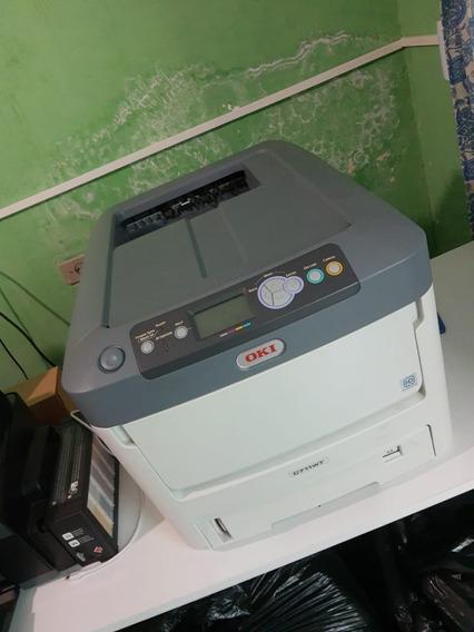Impressora Oki Data C711w