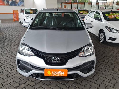 Imagem 1 de 11 de Toyota Etios 1.5 X Plus Sedan 16v Flex 4p Automático