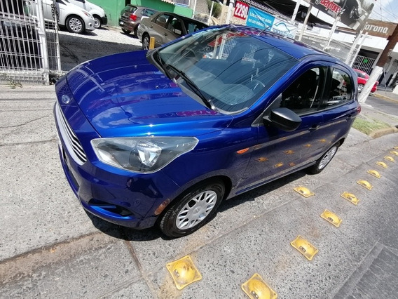 Ford Figo 1.5 Impulse Aa Hatchback Mt 2017
