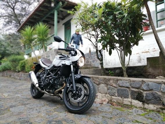 Suzuki Sv 650x, Café Racer