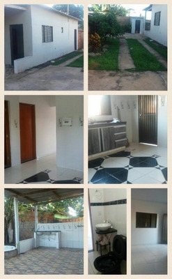 Casa 3 Q Lote Grande - Colina Azul - Cidade Livre - Ca32079