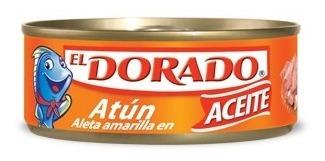 Atun El Dorado En Aceite 140 Grs.