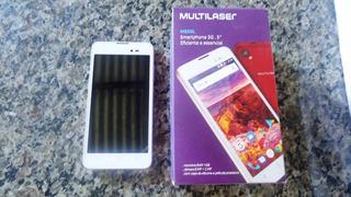 Celular Multlaser Ms50l 8gb Dourado