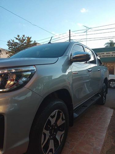 Toyota Hilux 2.8 Cd Srx 177cv 4x2 At 2020
