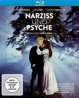 Narziss Und Psyche Blu-ray : Gabor Body
