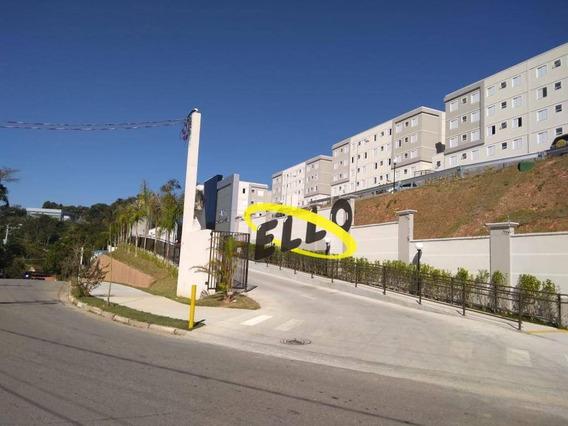 Apartamento Com 2 Dormitórios Para Alugar, 55 M² Por R$ 1.000,00/mês - Lajeado - Cotia/sp - Ap2069