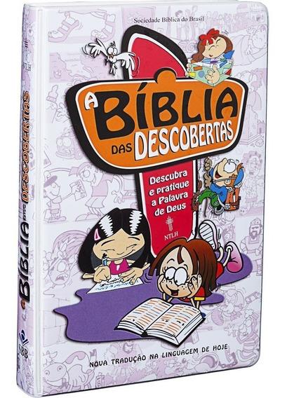 A Bíblia Das Descobertas Descubra E Pratique A Palavra Sbb