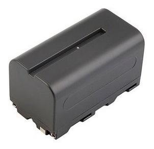 Bateria Np-f750 P/ Equipamentos Fotográficos E Iluminadores