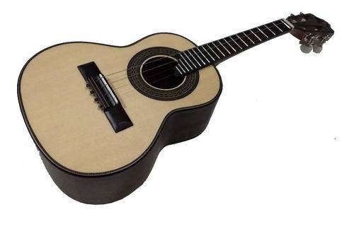 Cavaco Luthier Ariass Imbuia/abeto Novo Com Garantia