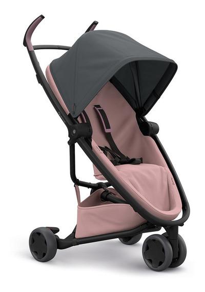 Carrinho De Bebê Zapp Flex Quinny - Graphite On Blush