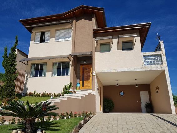 Casa Para Venda No Condomínio Terras De Atibaia I Em Atibaia - Ca79
