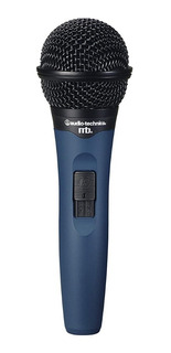 Microfono Dinamico C/cable Mb1k-cl Audiotechnica Midnighblue