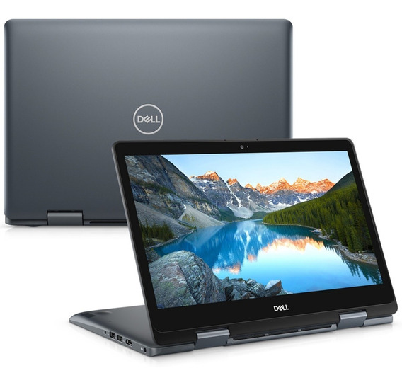 Notebook Touch 2 Em 1 Dell 5481 Core I3 4gb Windows Office