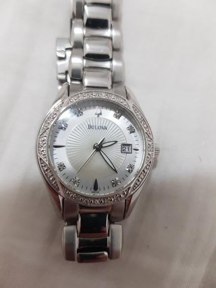 Relógio Bulova Feminino Vendo Ou Troco