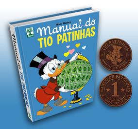 Hq Manual Do Tio Patinhas Walt Disney Edição De Colecionador