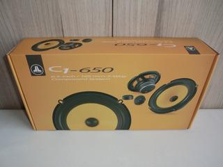 Componentes Jl Audio C1-650 De 2 Vías Totalmente Nuevos