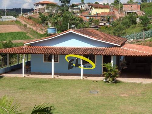 Chácara À Venda, 1050 M² Por R$ 300.000,00 - Caucaia Do Alto - Cotia/sp - Ch0177