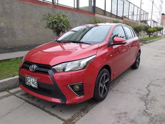 Toyota Yaris Modelo 2015, Full Equipo, Gasolina, Mecánico