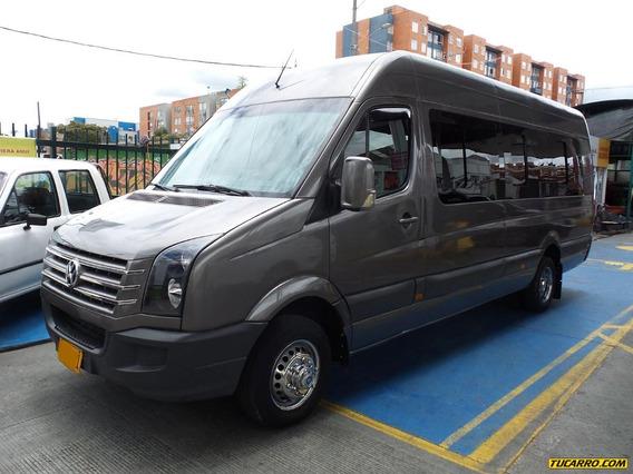 Autobuses Microbuses Volkswagen Crafter 50