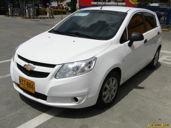 Chevrolet Sail Mt 1.4 Aa