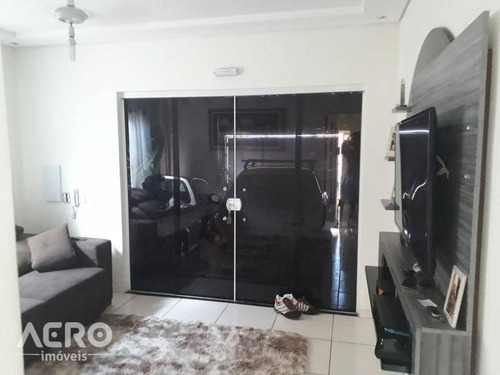 Casa Residencial À Venda, Jardim Eldorado, Bauru - Ca1388. - Ca1388