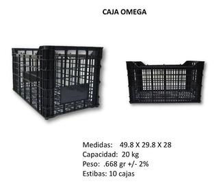 Cajas De Polietileno De Alta Densidad Y Prolipro.