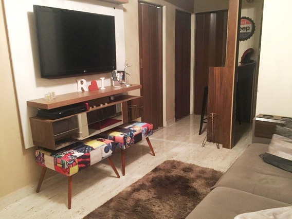 Centro/nova Iguaçu, Próx. Ao Extra. Apartamento 3 Quartos, Cozinha Planejada E Banheiro. - Ap00291 - 34174143