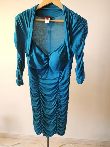 Vestido Azul, Tipo Coctel