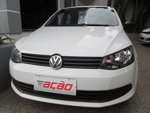 Volkswagen - Gol (novo) 1.6mi  2014
