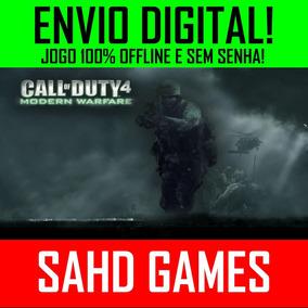 Cod Call Of Duty 4: Modern Warfare Pc +1 Jogo