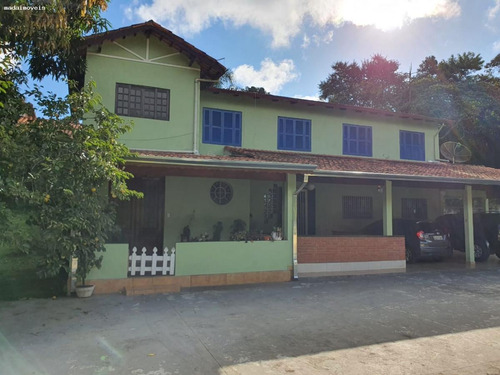 Chácara Para Venda Em Mogi Das Cruzes, Jardim Nathalie, 4 Dormitórios, 1 Suíte, 4 Banheiros, 3 Vagas - 2999_2-1156865