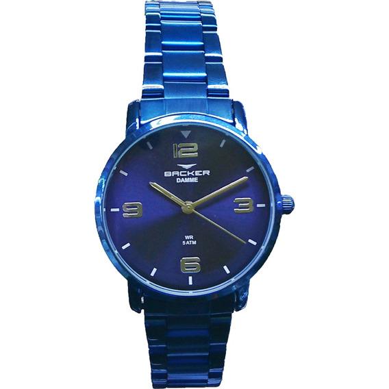 Relógio Backer - 10269113f Az
