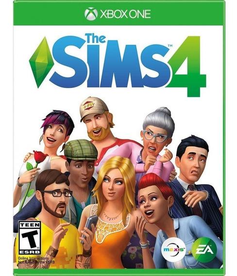 The Sims 4 Xbox One Mídia Física Lacrado