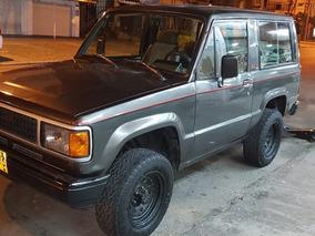 Chevrolet Trooper Dlx 2600 Gris 1993