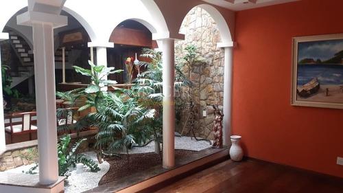Imagem 1 de 30 de Casa Padrão Em Franca - Sp - Ca0284_rncr