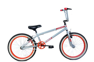 Bicicleta Bmx Rodado 20 Enrique Arrow Frenos V-brake