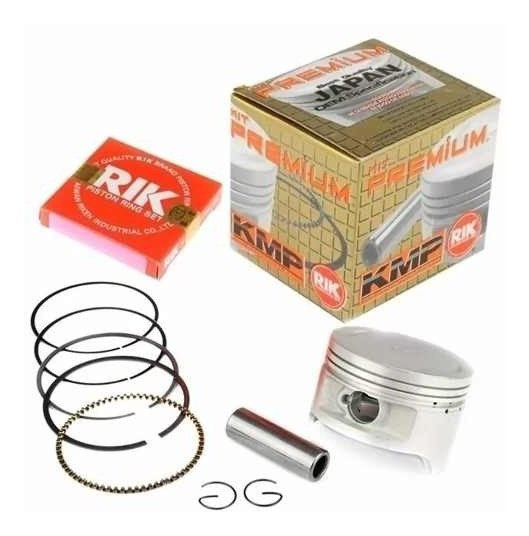 Kit Pistão Premium Crf 230 1,5mm 67mm - Premium