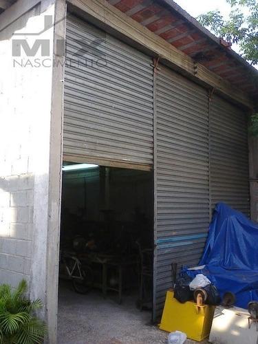 Imagem 1 de 15 de Galpão Em Taboão - São Bernardo Do Campo, Sp - 2195