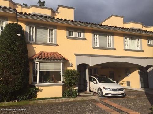 Casa En Venta En Cuajimalpa, Cuajimalpa De Morelos, Rah-mx-20-2334