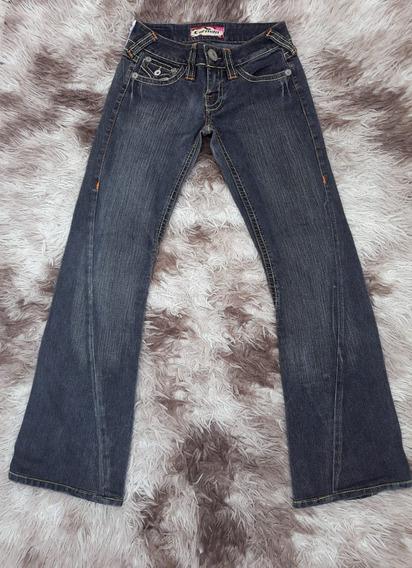 Calça Jeans Carmim Tamanho 36