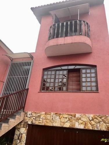 Sobrado Com 3 Dormitórios À Venda, 223 M² Por R$ 850.000,00 - Vila Prudente - São Paulo/sp - So1816