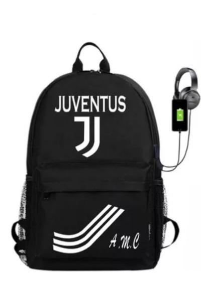 La Juventus FC de la mochila del equipo azul 201718 Adidas