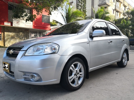 Chevrolet Aveo Emotion 2011 Mec.