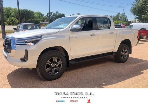 Toyota Hilux Srv 2.8 4x4 A/t