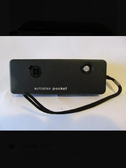 Máquina Fotográfica Agfa Autostar Pocket