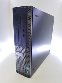 Pc Cpu Dell Optiplex 390 I3+4gb+ssd 120gb+ Win 7! Promoção!
