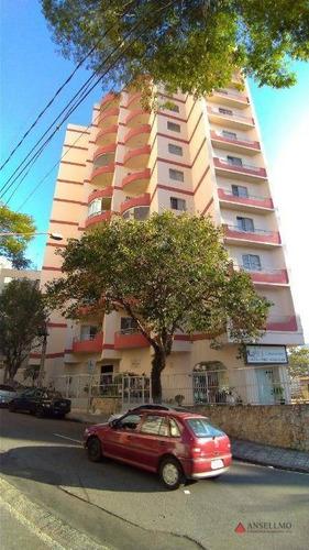Apartamento Com 2 Dormitórios À Venda, 103 M² Por R$ 500.000,00 - Nova Petrópolis - São Bernardo Do Campo/sp - Ap1838