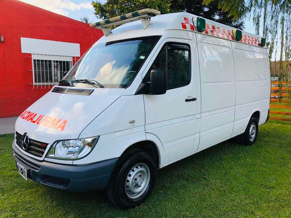 Mercedes Benz Sprinter Ambulancia